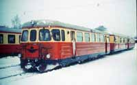 Photos, Swedish railways in the sixties