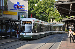 Augsburg Tramways in 2011