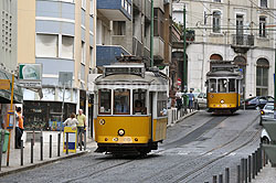 Lisbon Tramways in 2011