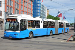 Gothenburg Buses in 2010