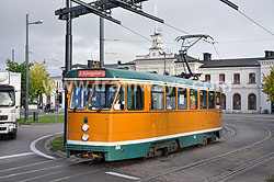 Norrköping tramways in 2010