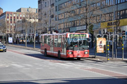 Stockholm Buses in 2009