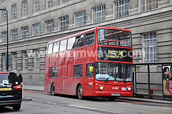 London Buses in 2010, UK