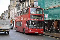 Oxford Buses in 2010, UK